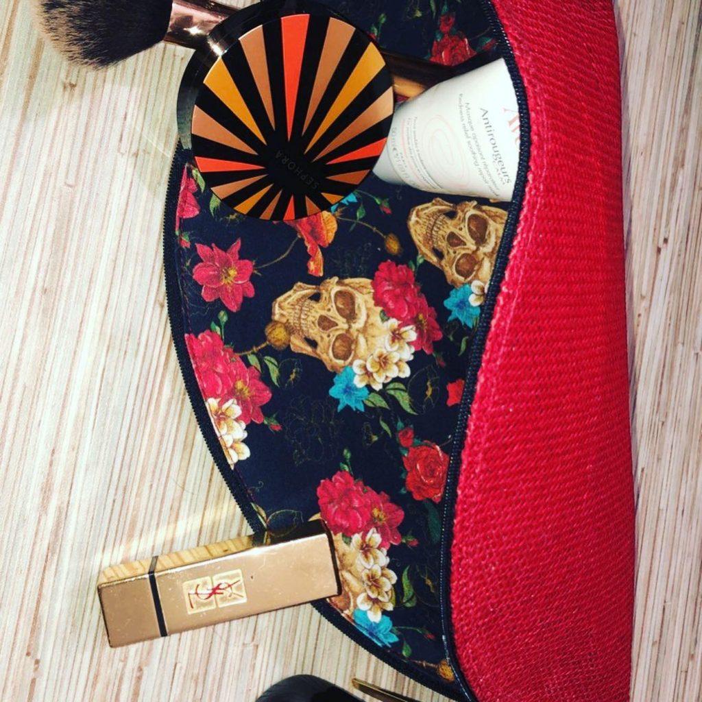 sac élégant rouge mexicain PitPull&Co